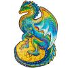 Пазл «Оберегающий дракон»
