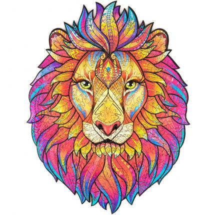 Пазл «Таинственный Лев»