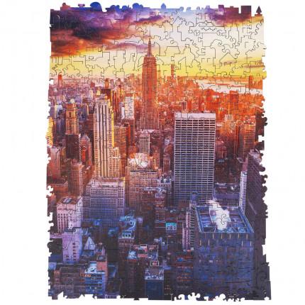 Утренний Нью-Йорк