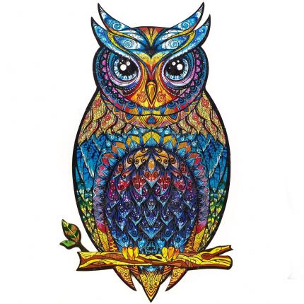 Пазл «Чарующая сова»