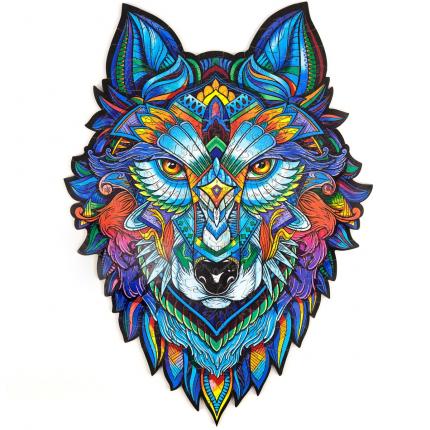Пазл «Величественный Волк»