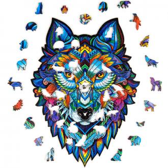 Величественный Волк
