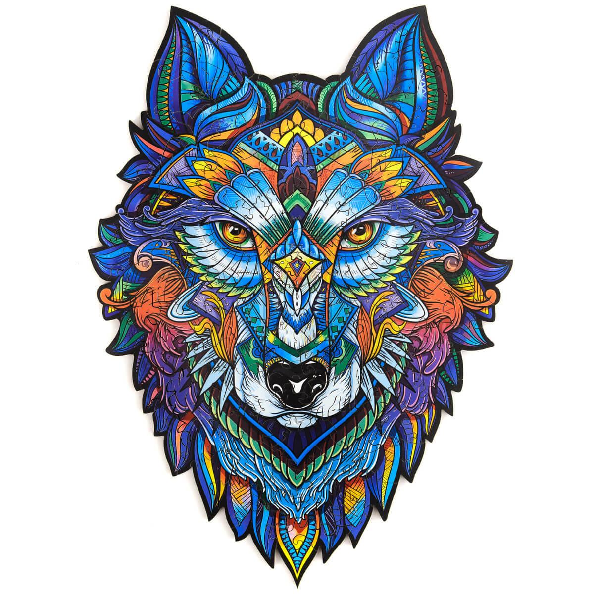 Пазл Величественный Волк