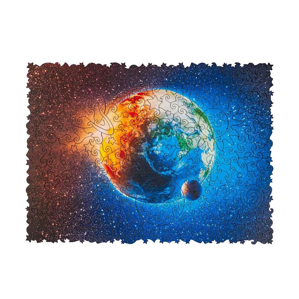 Пазл Планета Земля